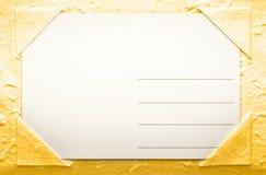 Fondo de papel texturizado áspero natural Imágenes de archivo libres de regalías