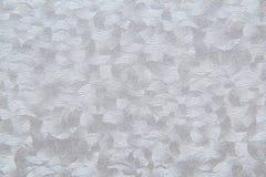 Fondo de papel texturizado con efectos superficiales de plata grises Fotos de archivo