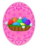 Fondo de Pascua Fotografía de archivo libre de regalías