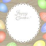 Fondo de Pascua Ilustración del Vector