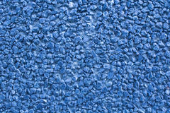 Fondo de pequeñas rocas azules Imágenes de archivo libres de regalías