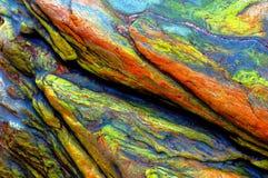 Fondo de piedra abstracto fotografía de archivo