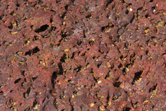 Fondo de piedra abstracto Fotos de archivo