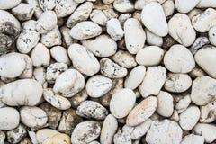 Fondo de piedra blanco Fotografía de archivo