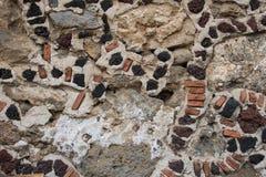 Fondo de piedra colonial raro foto de archivo