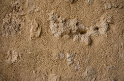 Fondo de piedra con las grietas figuradas Foto de archivo libre de regalías