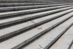Fondo de piedra de los pasos del granito Fotografía de archivo