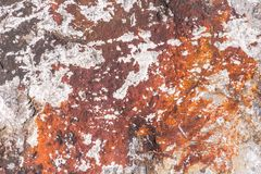 Fondo de piedra de la textura o de la piedra para el diseño Foto de archivo