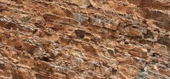 Fondo de piedra natural del primer de la textura Imagen de archivo