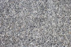 Fondo de piedra, piedras Modelo de las piedras Textura machacada de las piedras Imagen de archivo libre de regalías
