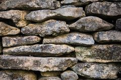 Fondo de piedras viejas Fotos de archivo