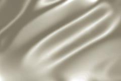 Fondo de plata gris de la tela Imagen de archivo libre de regalías