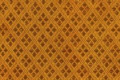 Fondo de punto inconsútil tailandés de la textura del modelo de la tela de seda Fotos de archivo libres de regalías