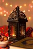 Fondo de Ramadan Imagen de archivo libre de regalías
