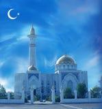 Fondo de Ramadan Kareem fotografía de archivo