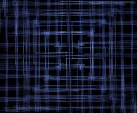 Fondo de rayas azules Imagenes de archivo