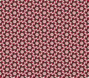Fondo de rosas rosadas y blancas ilustración del vector