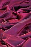 Fondo de seda rojo Imagenes de archivo