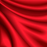 Fondo de seda rojo