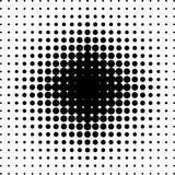 Fondo de semitono ilustración del vector