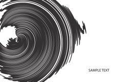 Fondo de semitono abstracto de la ilustración Foto de archivo