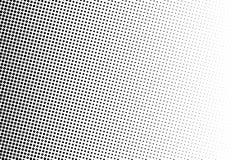 Fondo de semitono Modelo punteado cómico estilo del arte pop El contexto con los círculos, puntos, rondas diseña el negro del ele Fotos de archivo
