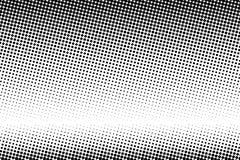 Fondo de semitono Modelo punteado cómico estilo del arte pop El contexto con los círculos, puntos, rondas diseña el negro del ele Imagenes de archivo
