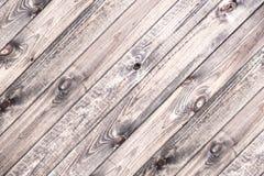 Fondo de tablones de madera ligeros Foto de archivo libre de regalías
