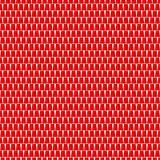 Fondo de tazas en diseño rojo Imagen de archivo