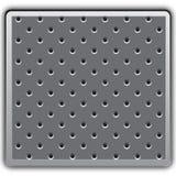 Fondo de Techno con los agujeros grises Foto de archivo libre de regalías