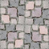 Fondo de tierra de piedra inconsútil de la textura Imágenes de archivo libres de regalías
