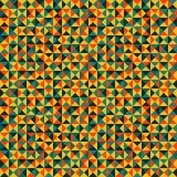 Fondo de triángulos coloreados stock de ilustración