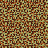 Fondo de triángulos coloreados ilustración del vector