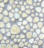 Fondo de un suelo de piedra Imágenes de archivo libres de regalías