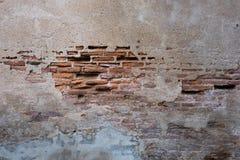 Fondo decaído de la textura del estuco de la pared foto de archivo