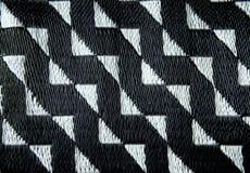 Fondo decorativo abstracto de la cestería inconsútil Imagenes de archivo