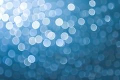 Fondo Defocused de las luces Fotos de archivo libres de regalías