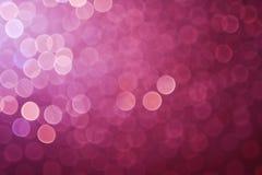 Fondo Defocused de las luces Imagen de archivo libre de regalías