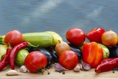 Fondo degli ortaggi freschi Mercato della verdura del ` s dell'agricoltore Fotografia Stock Libera da Diritti