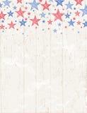 Fondo degli S.U.A. di lerciume, vettore Fotografia Stock Libera da Diritti