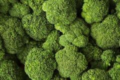 Fondo dei broccoli Fotografia Stock Libera da Diritti
