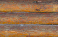 Fondo dei ceppi e delle plance Fotografia Stock