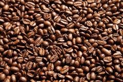 Fondo dei chicchi di caffè Immagini Stock Libere da Diritti