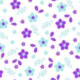 Fondo dei fiori per progettazione illustrazione vettoriale