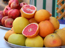Fondo dei frutti Immagine Stock