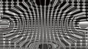 Fondo dei grafici di moto geometrico Fotografia Stock Libera da Diritti