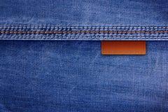 Jeans Fotografia Stock Libera da Diritti