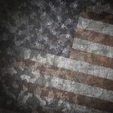 Fondo dei militari di lerciume Immagini Stock Libere da Diritti
