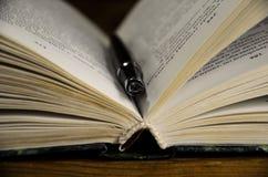 Fondo dei molti libri Immagine Stock Libera da Diritti