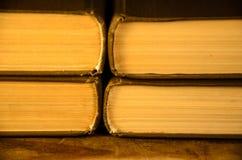 Fondo dei molti libri Immagini Stock Libere da Diritti